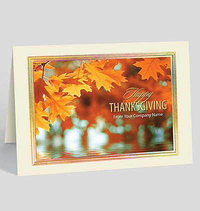 Business thanksgiving cards the gallery collection thankful greetings thanksgiving card m4hsunfo