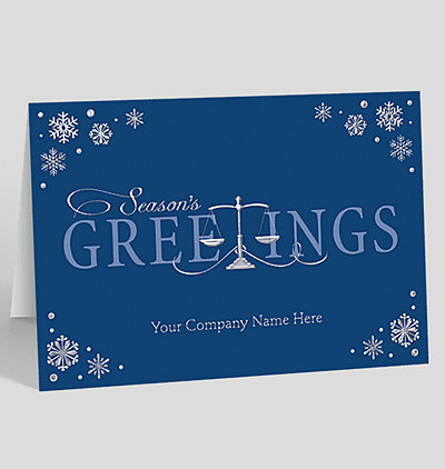 Legal Industry Christmas Cards | The Gallery Collection