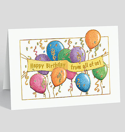 Birthday Greetings Birthday Card
