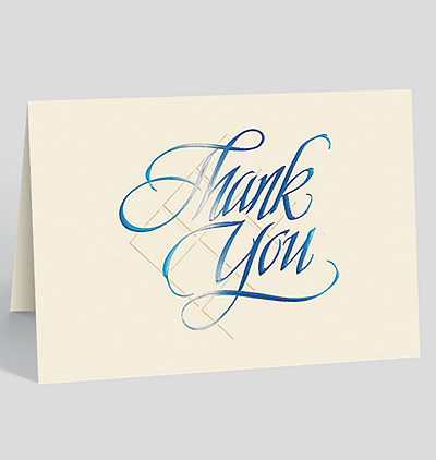 Thank you cards the gallery collection corporate thank you card m4hsunfo