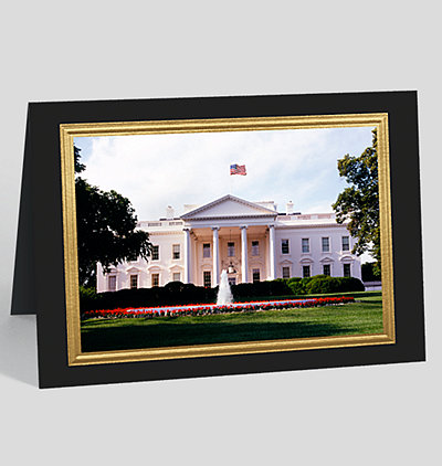 Washington dc christmas cards holiday cards of washington dc washington dc the white house christmas card solutioingenieria Gallery