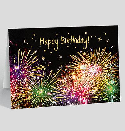Spectacular Birthday Card