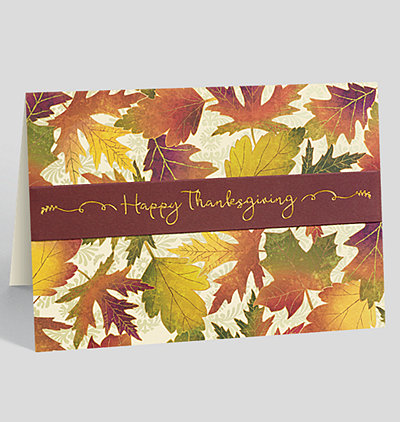 Thanksgiving cards business thanksgiving cards thanksgiving hues card colourmoves