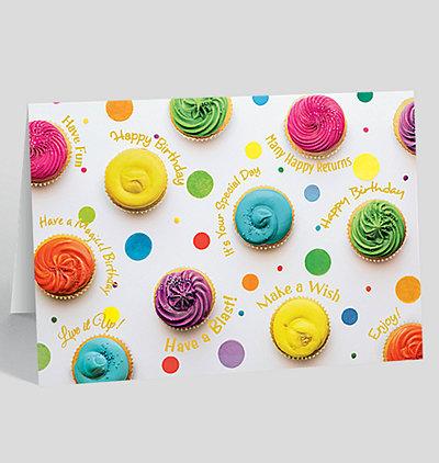 Sweet Sentiments Birthday Card
