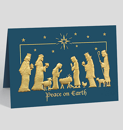 Religious Christmas Cards The Gallery Collection