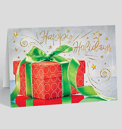 Jubilant Holiday Gift Card