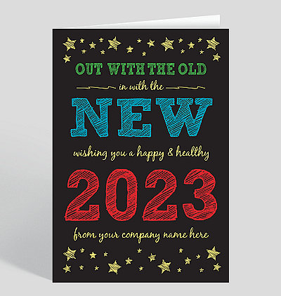 Happy New Years Cards | The Gallery Collection