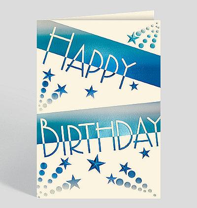 Roaring Birthday Card