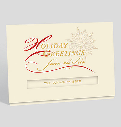 50 75 off holiday card sale the gallery collection holiday greetings from all of us cards m4hsunfo